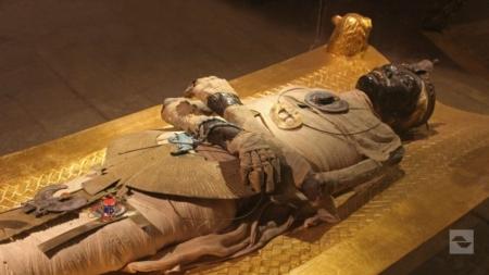 CCBB reabre com a exposição 'Egito Antigo: do cotidiano à eternidade' e protocolos de segurança
