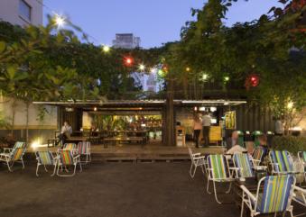 7 bares com mesas ao ar livre em SP