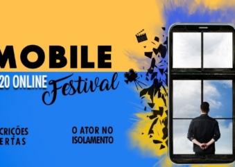 Mobile Festival da Escola de Atores Wolf Maya reúne artistas renomados em premiação online