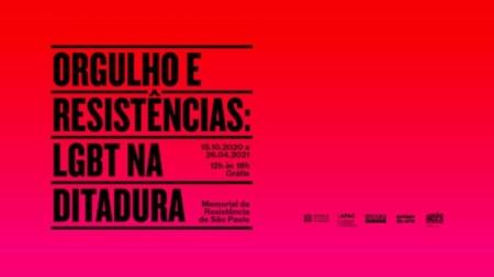 Memorial inaugurou exposição que aborda a resistência LGBT durante a ditadura