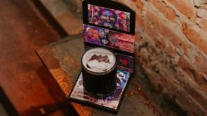 Vigga bar recebe artistas urbanos para live painting