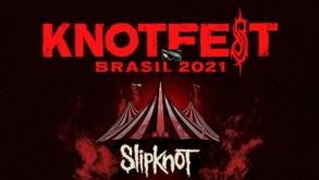 Slipknot divulga data e local do Knotfest Brasil 2021