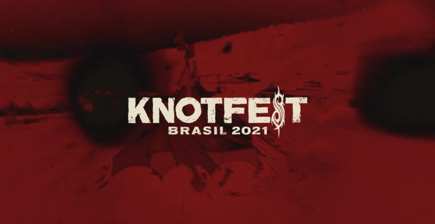 É oficial: Knotfest Brasil terá sua 1ª edição em 2021!
