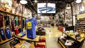 Shoppings da Grande São Paulo recebem unidades da NBA Store em 2021