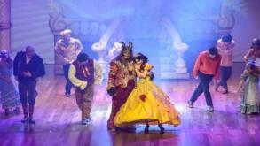 Musical A Bela e a Fera reestreia temporada em janeiro no Teatro Bradesco