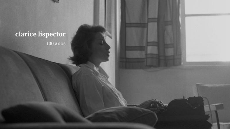 No centenário de Clarice Lispector, IMS lança novo site sobre a escritora