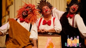 Temporada infantil do Teatro Alfa segue até 20 de dezembro com a peça Lolo Barnabé