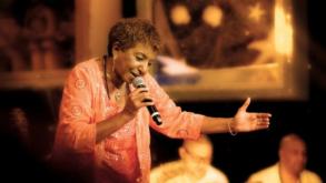 #ViradaSPOnline traz show de Leci Brandão e Grupo Sampagode juntos no Teatro Sérgio Cardoso