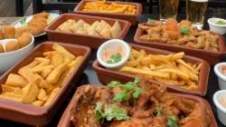 Bar em Santo André oferece rodízio de comidas de boteco