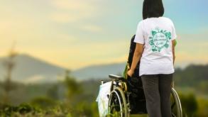 Passeio inclusivo para pessoas com deficiência na Caverna do Diabo