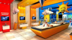 Museu da Imaginação recebe a Exposição Volta ao Mundo