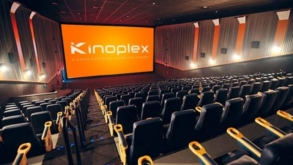 Salas VIP de cinemas Kinoplex têm ingressos a preços promocionais