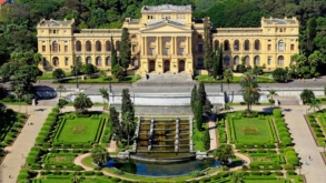 Museu do Ipiranga ultrapassa 50% de suas obras concluídas