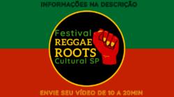 Abertas inscrições para o festival Reggae Roots