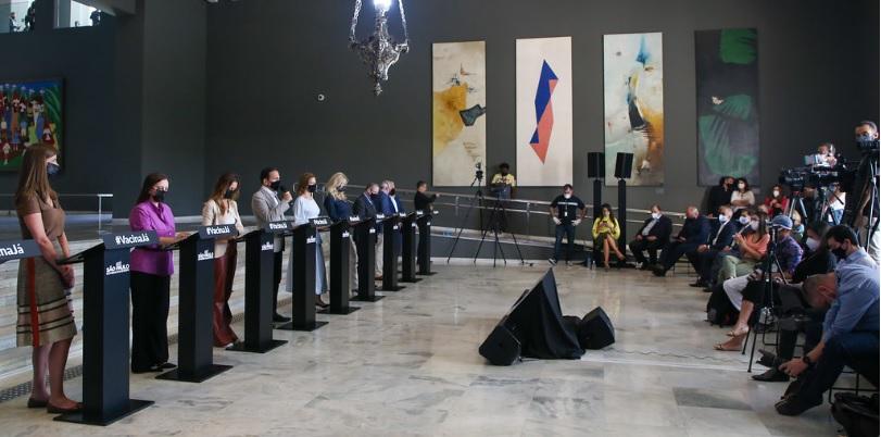 Governo de SP anuncia vacinação contra Covid-19 de novos grupos com comorbidades e deficiências