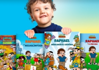 Conheça os livros em que a criança entra na história com seus personagens favoritos