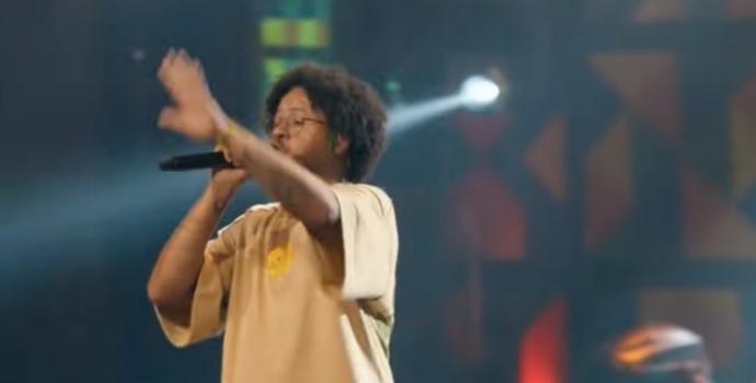 Show de Emicida no Theatro Municipal ganha data de estreia na Netflix