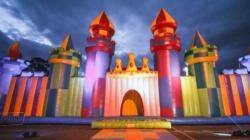 Morumbi Shopping recebe castelo inflável até julho