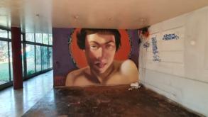 Mansão no Morumbi vira galeria de arte por 10 dias antes de ser destruída