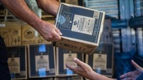 Campanha paulistana arrecada cestas de alimentos e de higiene para pessoas em vulnerabilidade