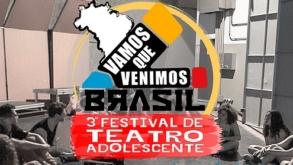 Festival online de Teatro Adolescente abre inscrições para interessados