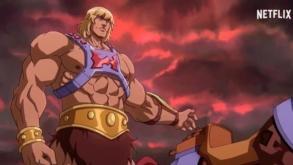 Nova série do icônico herói He-Man estreia hoje na Netflix