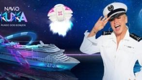 Navio da Xuxa: rainha dos baixinhos celebrará aniversário em navio com 4000 fãs
