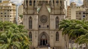 Passeio virtual mostra as rochas que construíram o Centro de São Paulo