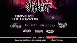 Knotfest Brasil: confira o line-up oficial do festival!
