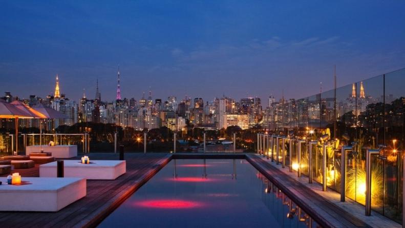 6 restaurantes com vistas deslumbrantes de São Paulo