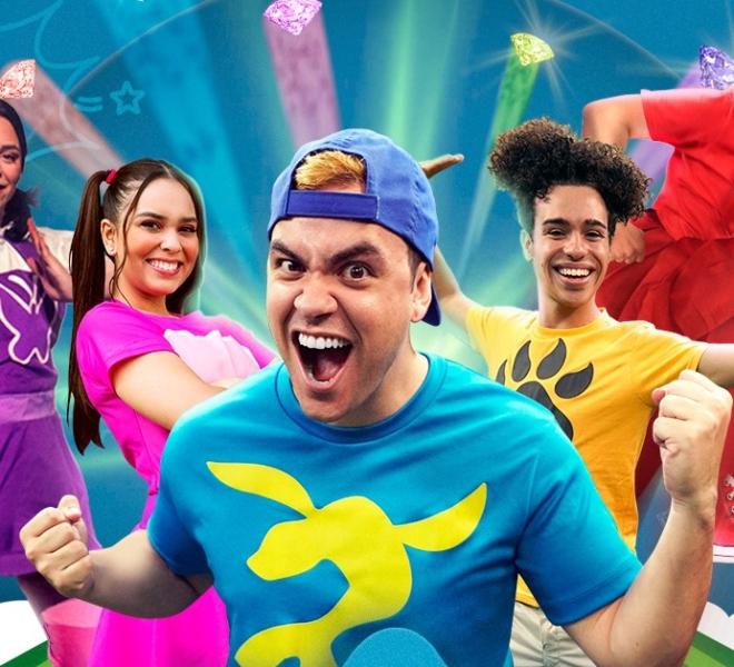 Luccas Neto traz espetáculo infantil de teatro musical para 3 cidades de SP