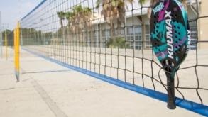 Shopping Iguatemi SP oferece locação de quadras para beach tennis