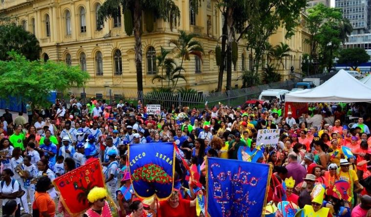 Carnaval de Rua em São Paulo deve voltar em 2022, diz a Prefeitura