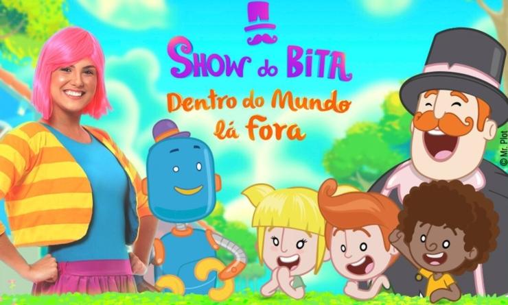 Teatro Bradesco promove programação especial de Dia das Crianças