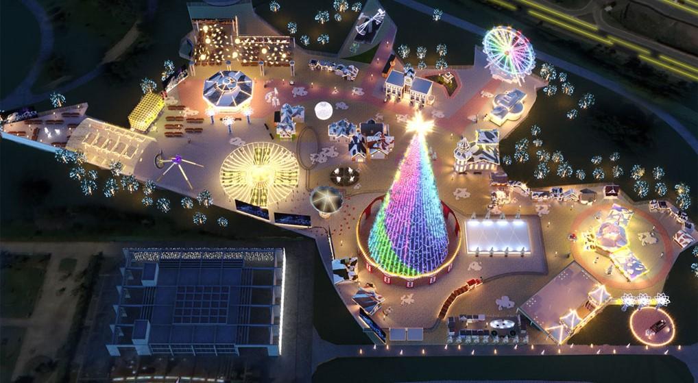 São Paulo ganhará grande espaço natalino com diversas atrações